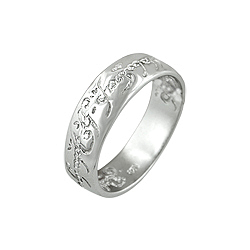 "Sterling Silver ""The One"" Ring"