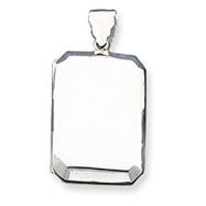 Sterling Silver Polished Locket