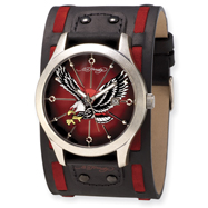 Mens Ed Hardy Gladiator Eagle Watch