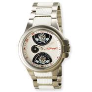 Mens Ed Hardy Speeder White Watch