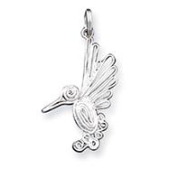 Sterling Silver Bird Charm