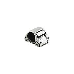 Sterling Silver Volkswagen Beetle Bead