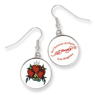 Ed Hardy Hearts Earrings