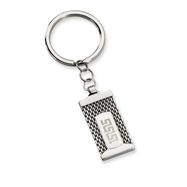 Stainless Steel Mesh Key Chain