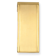 Stainless Steel Gold-plated Money Clip