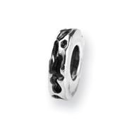 Sterling Silver Reflections Spacer Bead