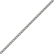 Stainless Steel 6mm Curb Chain