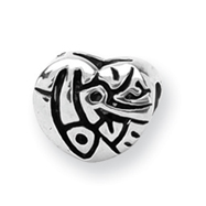 Sterling Silver Reflections True Love Bead