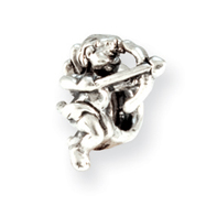Sterling Silver Reflections Cupid Bead