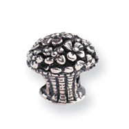 Sterling Silver Reflections Bouquet Bead