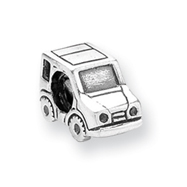 Sterling Silver Reflections Car Bead