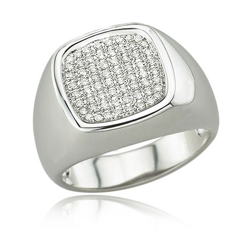 Men's Diamond Ring. Price: $1676.00