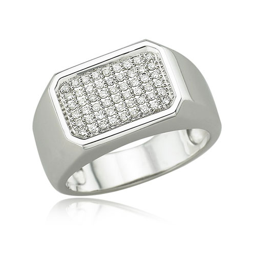 Diamond Men's Ring. Price: $1772.00