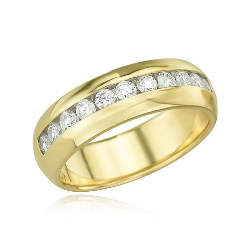Men's Diamond Band. Price: $2034.00