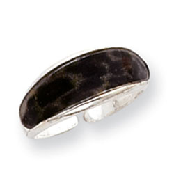 Sterling Silver Enameled Toe Ring. Price: $13.35