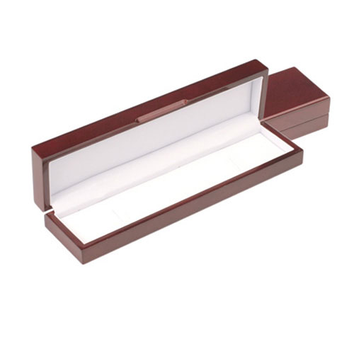 Cherry Wood Bracelet Jewelry Box. Price: $17.50