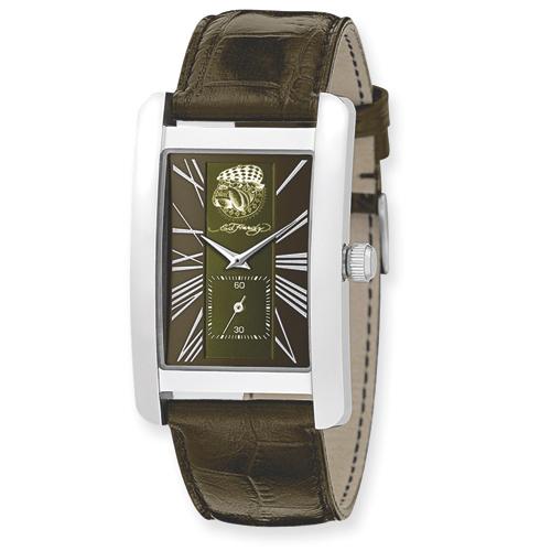 Mens Ed Hardy 1st Class Green Watch. Price: $133.88