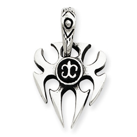 Sterling Silver Antiqued Fancy Pendant. Price: $33.42