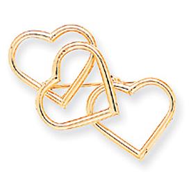 14K Gold Designer Pin. Price: $341.14