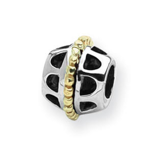 Sterling Silver & 14k Reflections Bali Bead. Price: $156.42