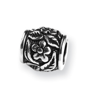 Sterling Silver Reflections Floral Bead. Price: $19.00
