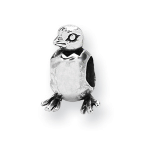 Sterling Silver Reflections Baby Bird In Egg Bead. Price: $19.00
